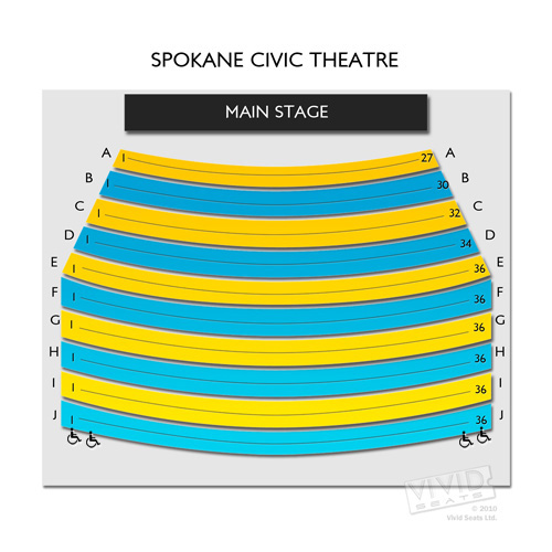 Spokane Civic Theatre