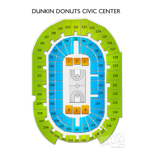 Dunkin Donuts Civic Center