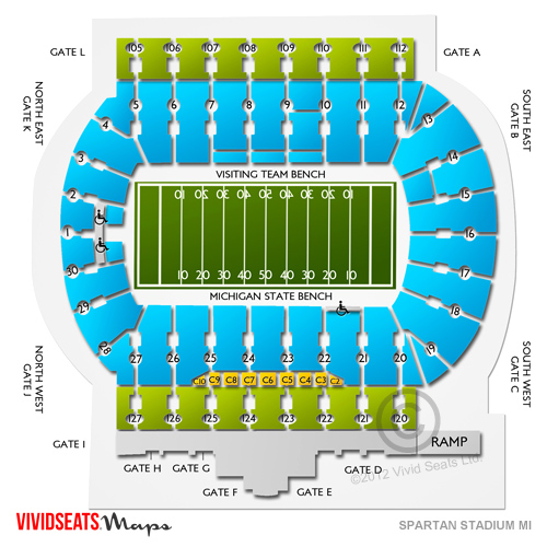 Spartan Stadium-MI