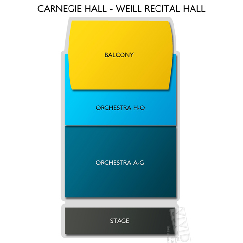Carnegie Hall - Weill Recital Hall