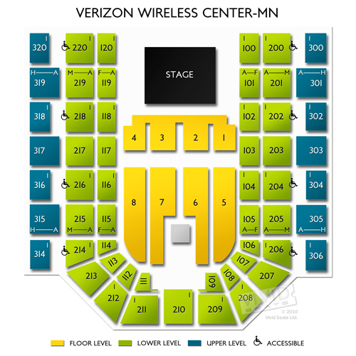 Verizon Wireless Center-MN