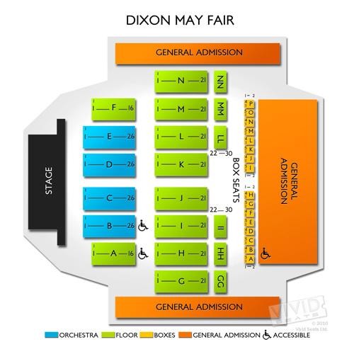 Dixon May Fair
