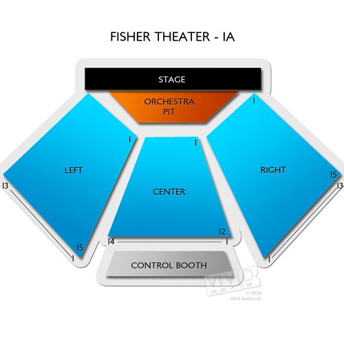 Fisher Theater - IA