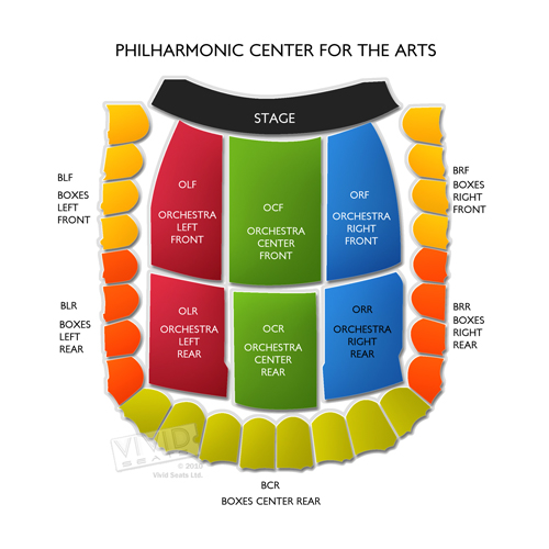 Philharmonic Center for the Arts