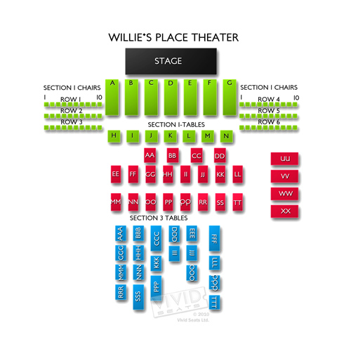 Willie's Place Theater