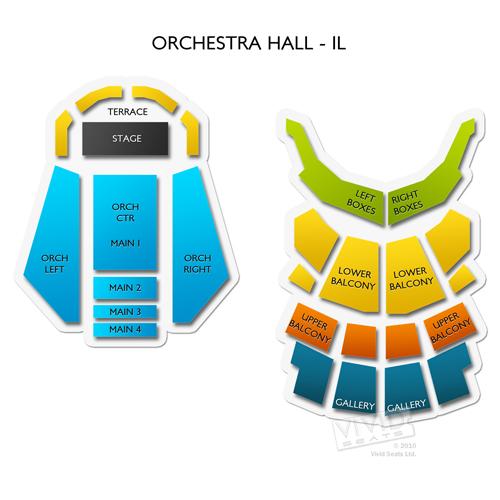 Orchestra Hall - IL