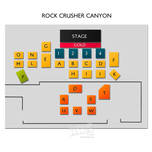 Rock Crusher Canyon