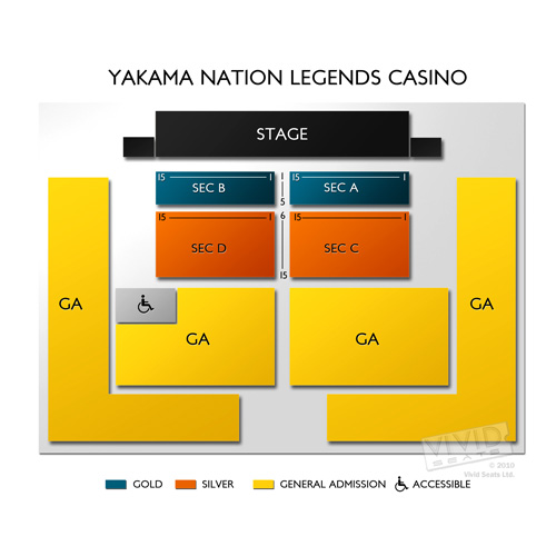 Yakama Nation Legends Casino