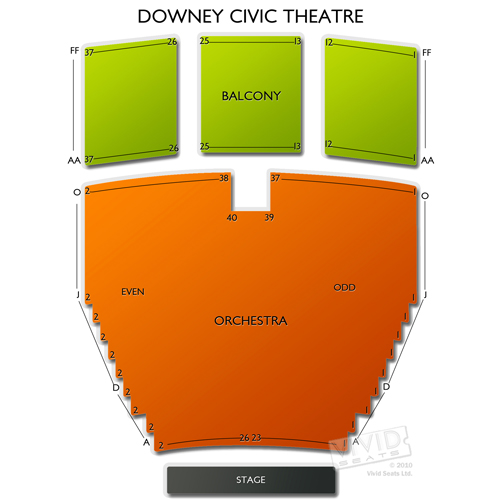 Downey Civic Theatre