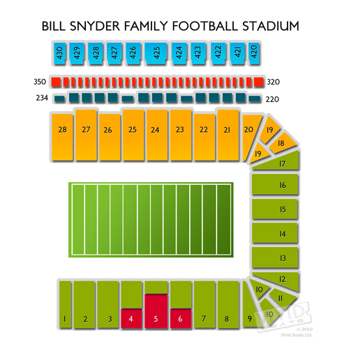 Bill Snyder Family Football Stadium
