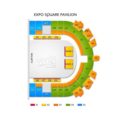 Expo Square Pavilion