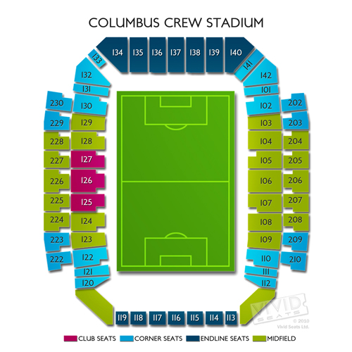 Columbus Crew Stadium