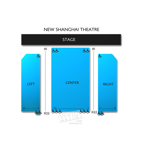 New Shanghai Theatre