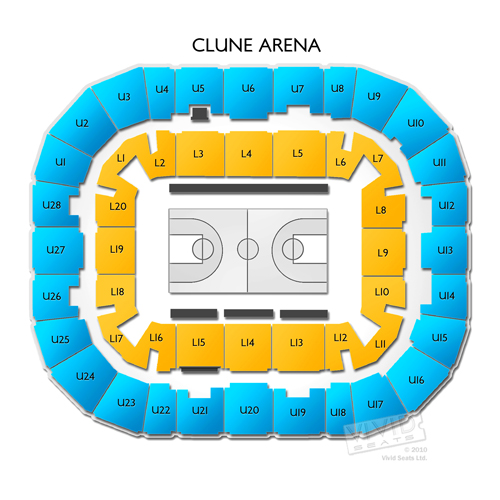 Clune Arena