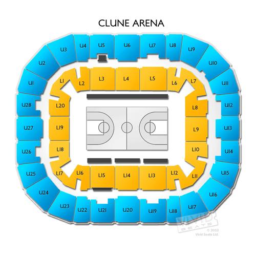 Clune Arena