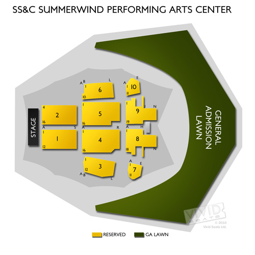 SS&C SummerWind Performing Arts Center