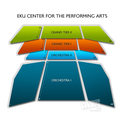 EKU Center for the Performing Arts