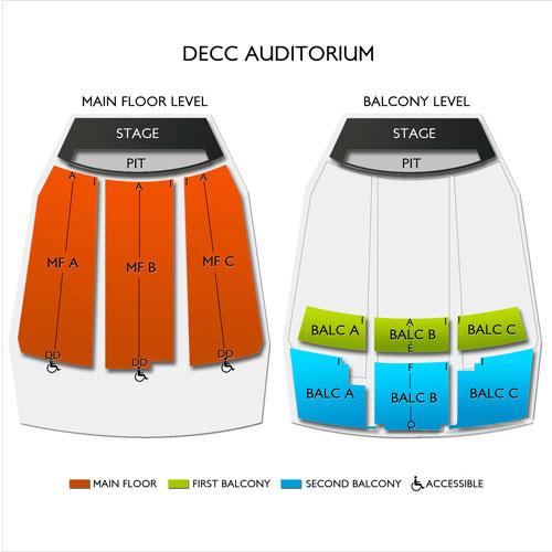 DECC Auditorium