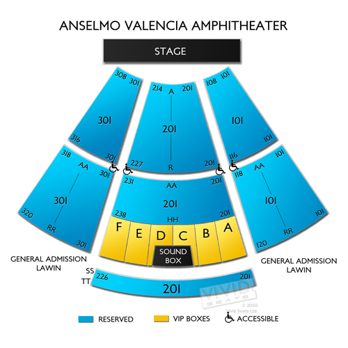 Anselmo Valencia Amphitheater