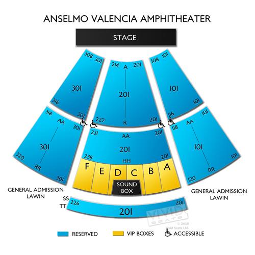 Anselmo Valencia Amphitheater