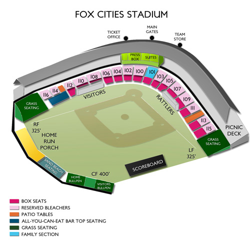 Fox Cities Stadium