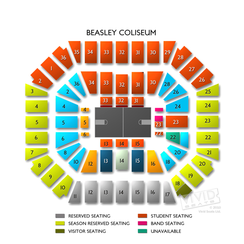 Beasley Coliseum