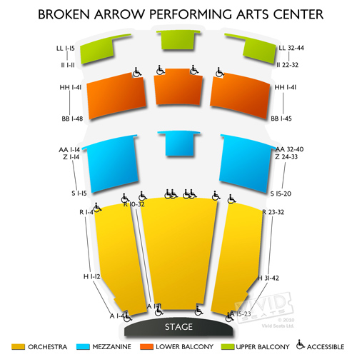 Broken Arrow Performing Arts Center