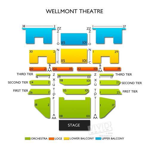 Wellmont Theatre