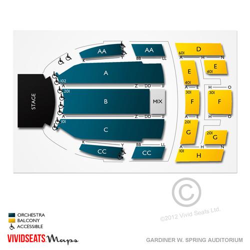 Gardiner W. Spring Auditorium