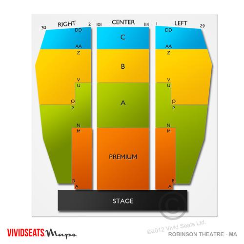 Robinson Theatre - MA