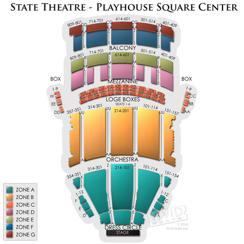 State Theatre-Playhouse Square Center