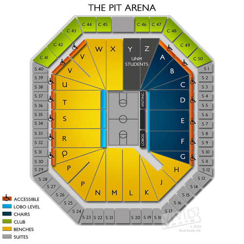 The Pit University Arena