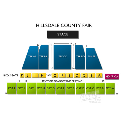 Hillsdale County Fair