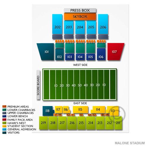 Malone Stadium