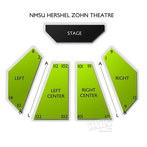 NMSU Hershel Zohn Theatre