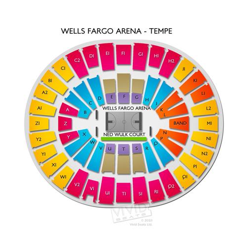 Wells Fargo Arena - Tempe