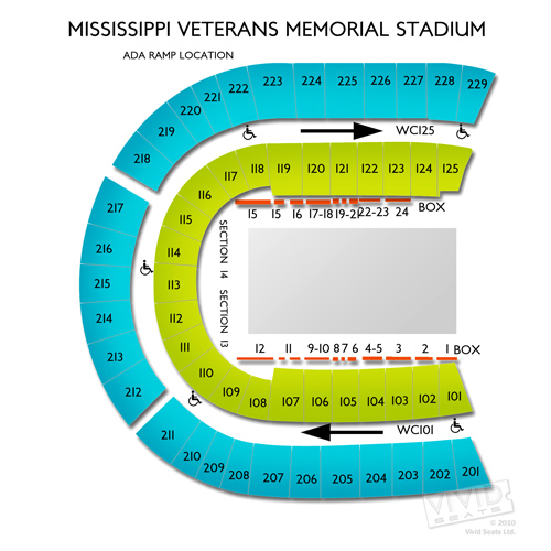 Mississippi Veterans Memorial Stadium