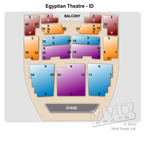 Egyptian Theatre - ID