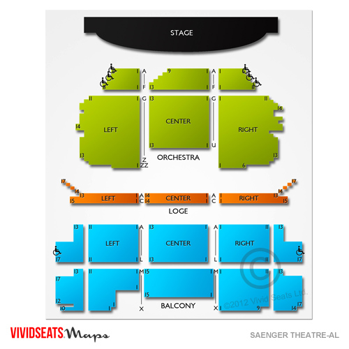Saenger Theatre-AL