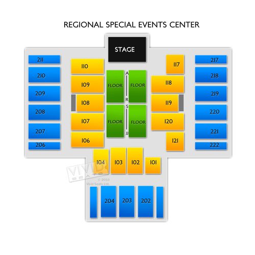 Regional Special Events Center