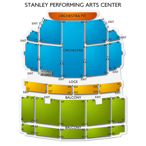 Stanley Performing Arts Center