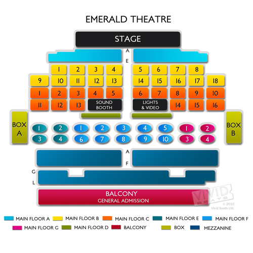 Emerald Theatre