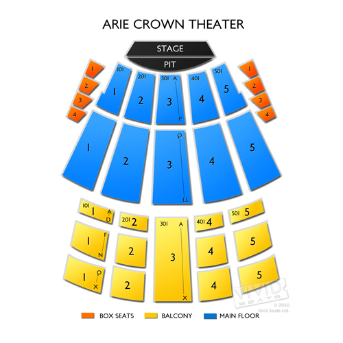Arie Crown Theater
