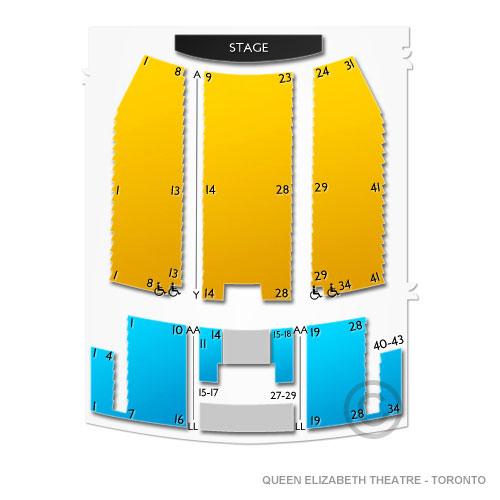 Queen Elizabeth Theatre - Toronto
