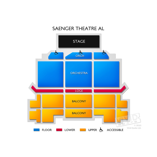 Saenger Theatre-AL