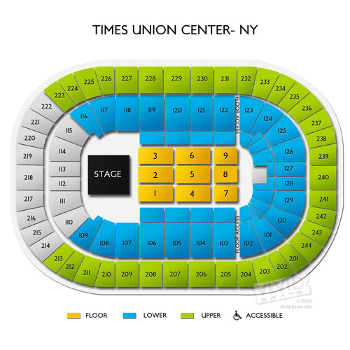 Times Union Center NY