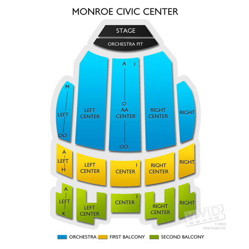 Monroe Civic Center