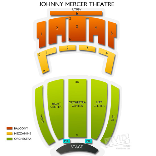 Johnny Mercer Theatre