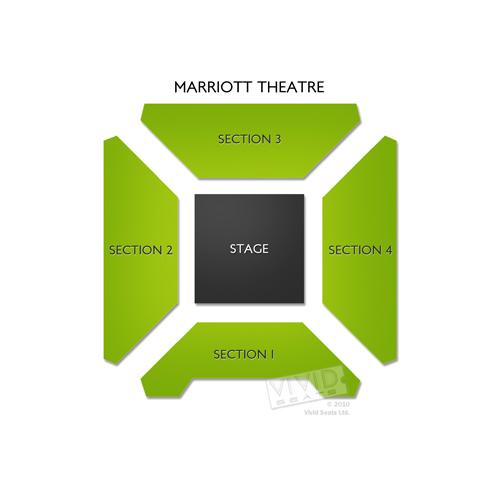 Marriott Theater - Lincolnshire IL