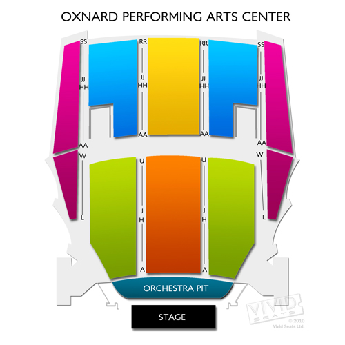 Oxnard Performing Arts Center